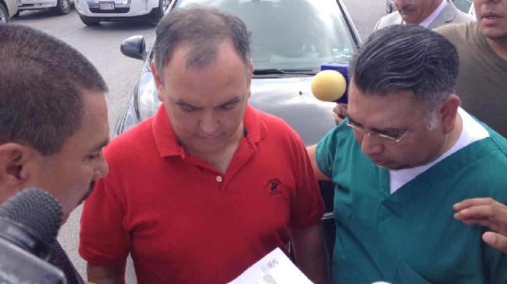 El padre Meño se entregó a las autoridades de Coahuila en agosto de 2017