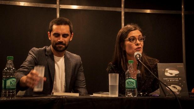 Gonzalo Heredia y Eugenia Zicavo
