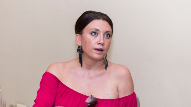 Camilla Läckberg (Foto: Julieta Ferrario)