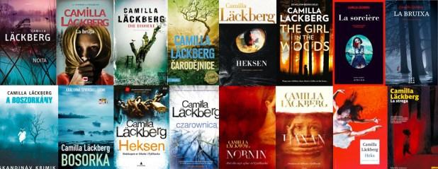 """Las traducciones de """"La bruja"""" de Camilla Läckberg, en el mundo"""