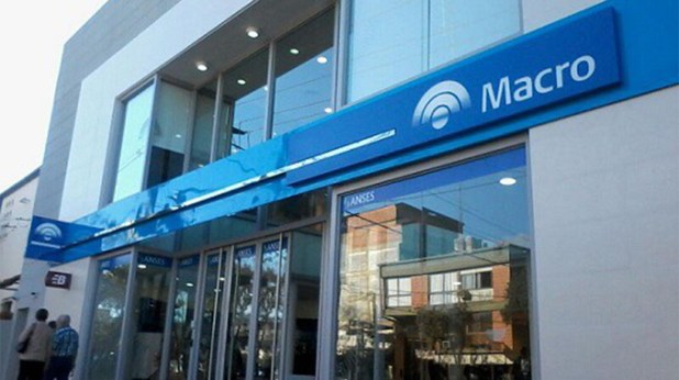 El Banco Macro fue el que más recuperó, con un alza del 45% del valor de mercado