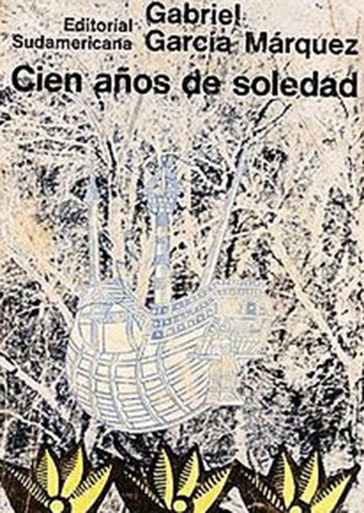 Primera edición de la novela 'Cien años de soledad', de Gabriel García Márquez.