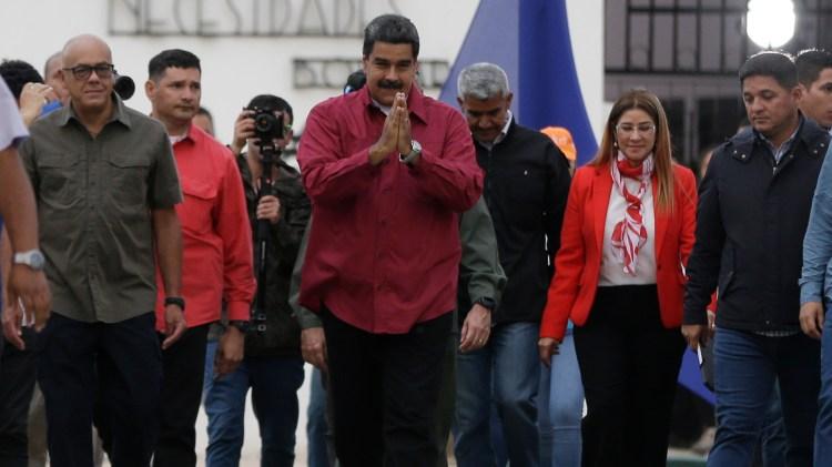 Ortega Díaz acusó al chavismo de fraude electoral (AP)