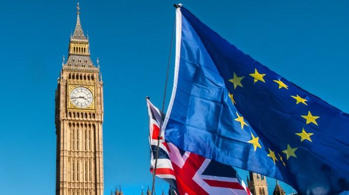 El 23 de junio de 2016 Inglaterra votó por la salida del país de la Unión Europea (Getty)