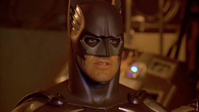 """George Clooney protagonizó la película Batman y Robín, considerada por muchos como la peor cinta del """"Hombre Murciélago"""" (Foto: archivo)"""