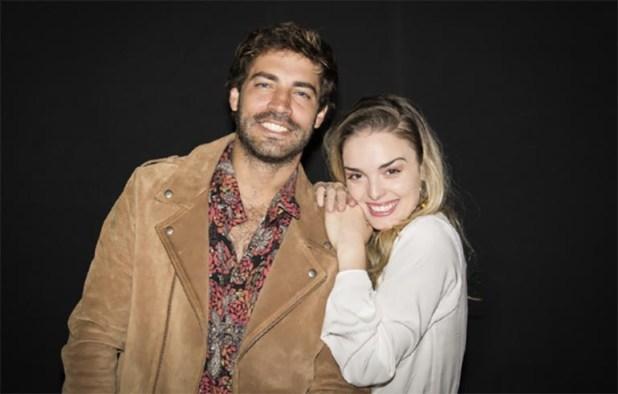 Benjamín Alfonso y Flor Otero