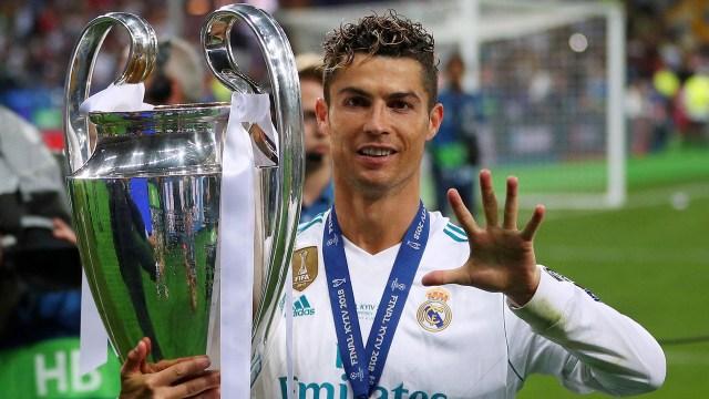 Tras conseguir la Champions League, Ronaldo insinuó que se iría del Madrid (Reuters)