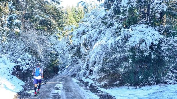 Uno de ellos esel Desafío de la Nieve en Villa La Angostura, Neuquén (Marcelo Scherer/JokerHead)