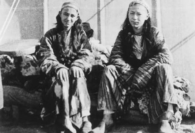 Bachi, jóvenes que tenían prácticas homosexuales consentidas o por paga en las regiones no europeas de la URSS