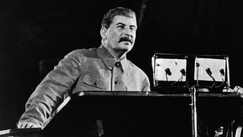 """El presidente Vladimir Putin criticó la """"excesiva demonización"""" de Josef Stalin."""