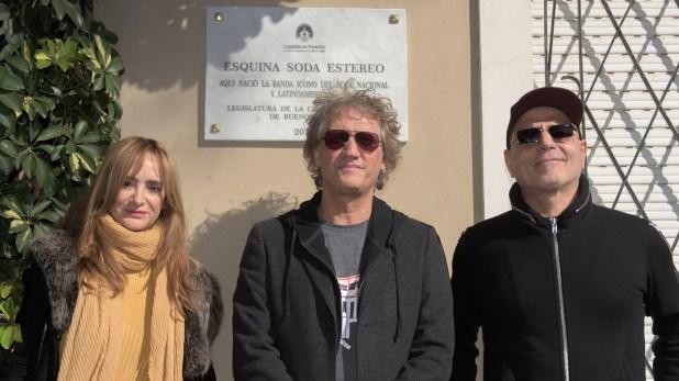 Laura, Chary y Zeta, en una imagen para el recuerdo(Foto: Adrián Escándar / Teleshow)