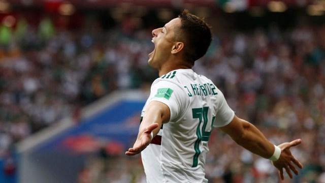 El mexicano lleva 50 goles con su selección