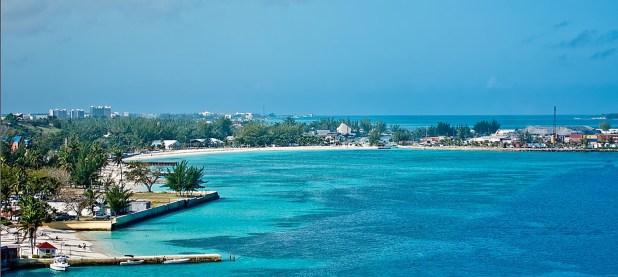 """Nassau, la isla principal de Bahamas, es un paraíso para """"Instagramers""""."""