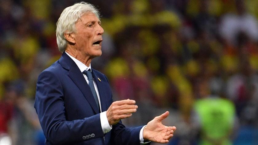 La Federación Colombiana de Fútbol quiere quitarle protagonismo a Pascual Lezcano (AFP)