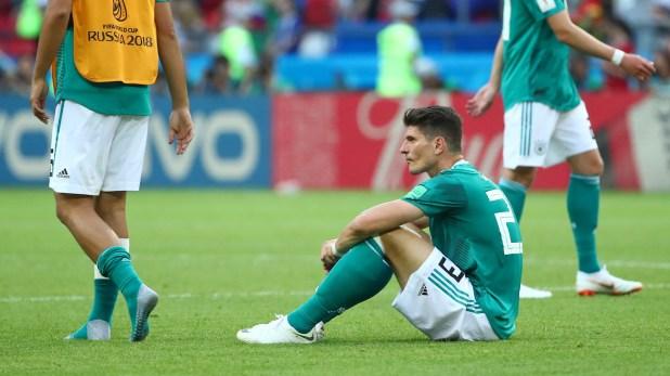 El equipo teutón no pudo revalidar el título (Reuters)