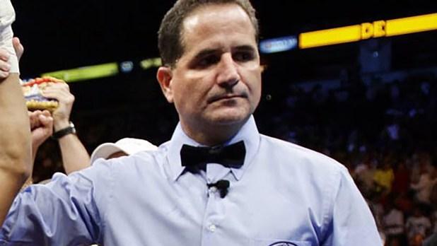 El árbitro puertorriqueño es considerado uno de los mejores en la actualidad