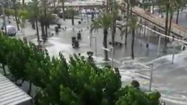 Tsunami en Mallorca