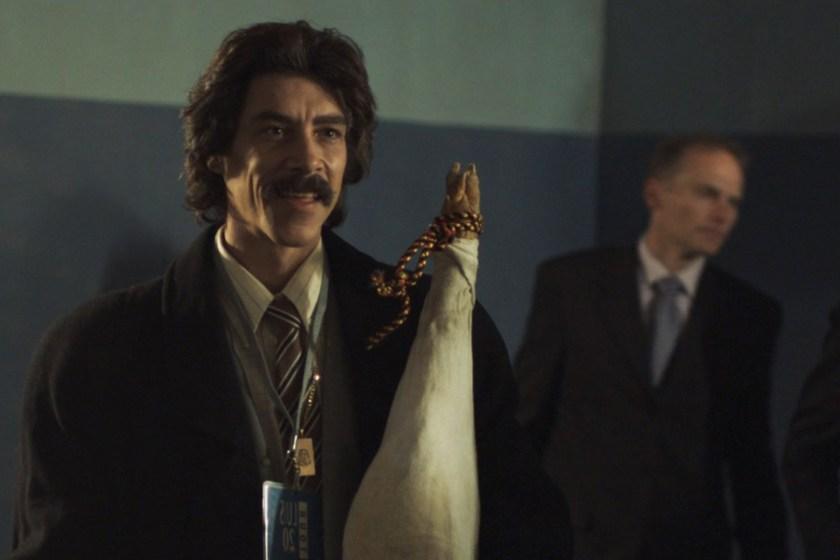 """Una de las escenas más comentadas de """"Luis Miguel, la serie"""""""