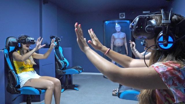 Juegos de realidad virtual, los preferidos para ir a jugar en equipo