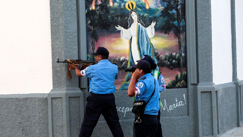 La represión del régimen de Ortega dejó más de 300 muertos en Nicaragua (Reuters)
