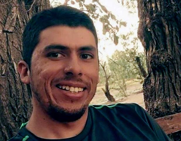 El otro policía, Damián Vega, murió en el acto