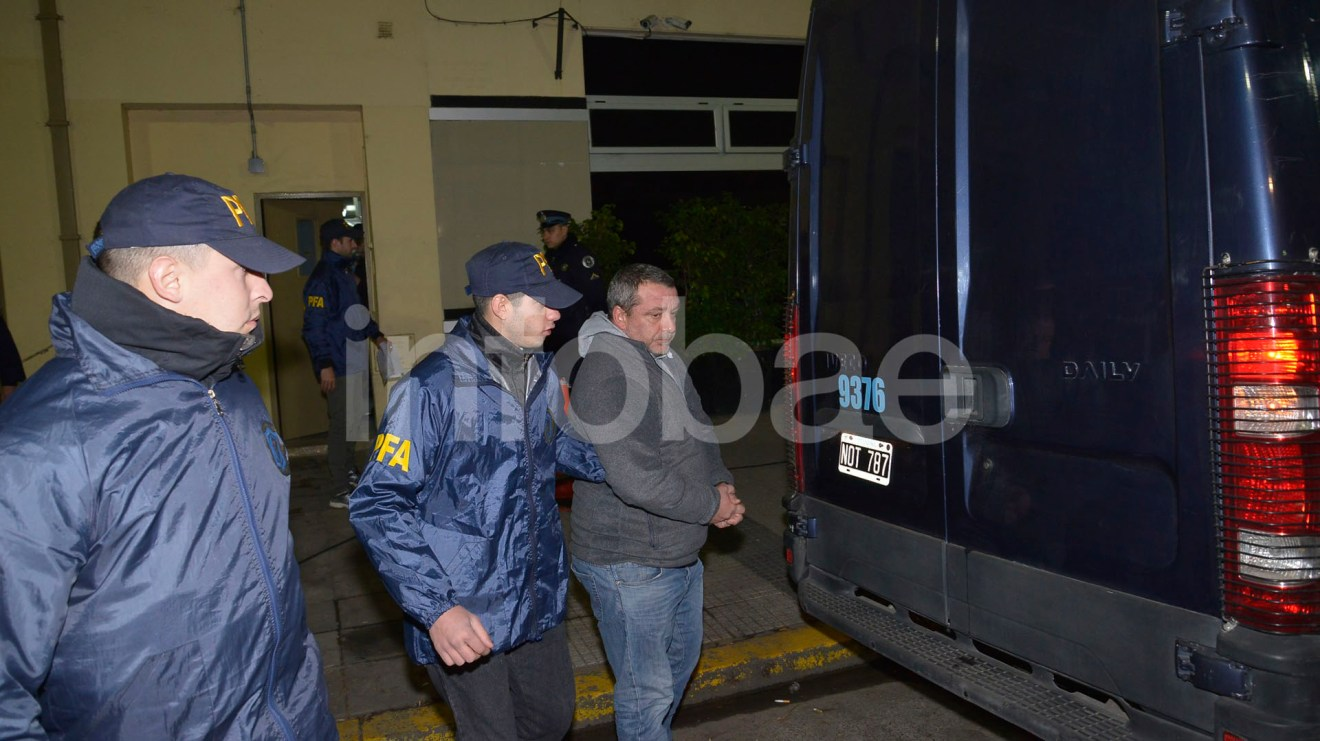 7.- Enrique Llorens, ex secretario de Coordinación y Control del Ministerio de Planificación. Fue detenido en su domicilio de Lomas de Zamora