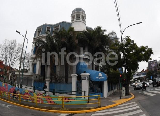 3. La esquina de Melo y Avenida del Libertador (Vicente López), donde el 23 de julio Centeno tuvo que esperar a Baratta, mientras el subsecretario le llevaba US$ 4.500.000 millones a la residencia de Olivos