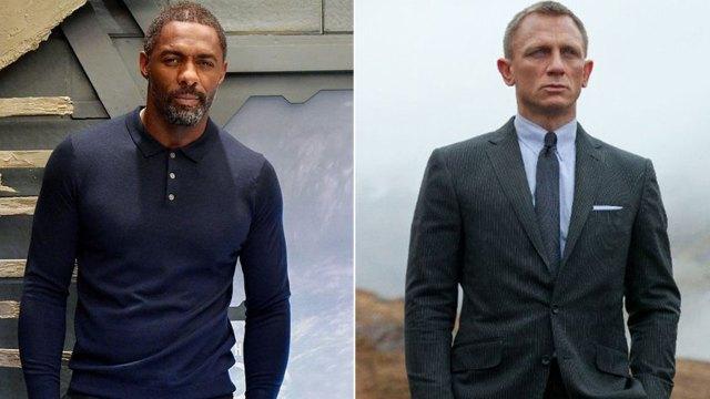Idris Elba es el favorito para sustituir a Daniel Craig como James Bond