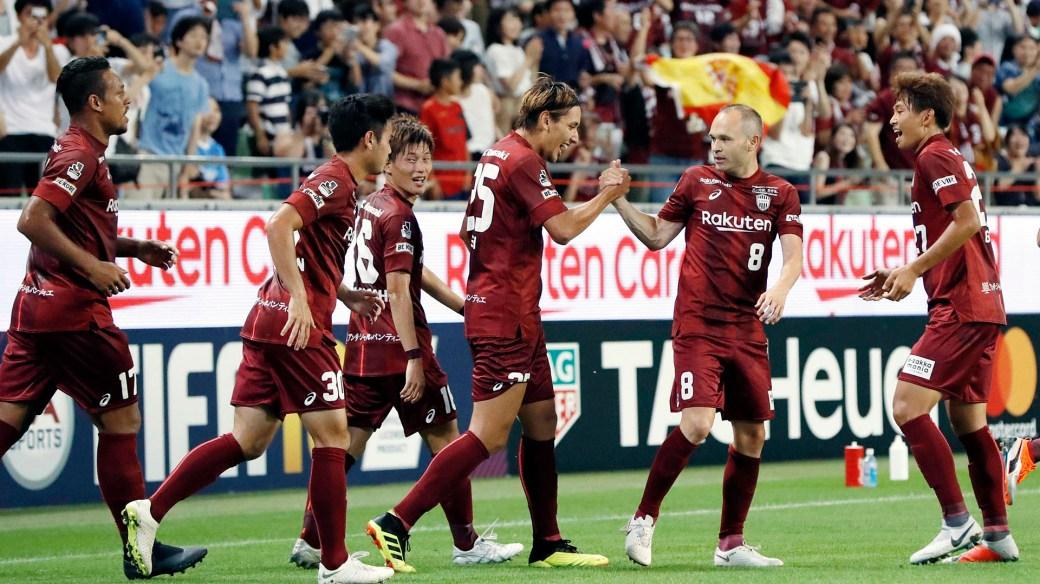 Iniesta sufrió una lesión que le impidió disputar el partido del 23 de septiembre (AP)