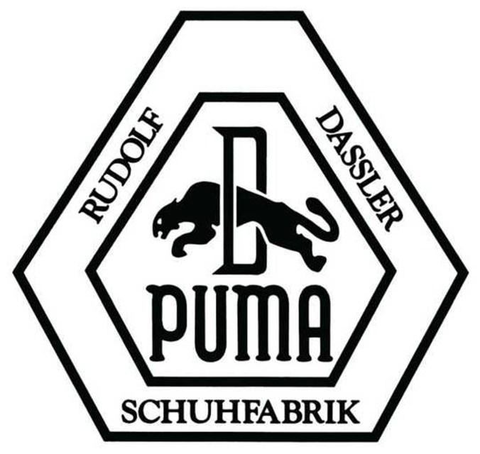 """El viejo logo de """"Puma"""""""