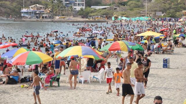 En los últimos días Santa Marta ha registrado temperaturas de hasta 40 grados.