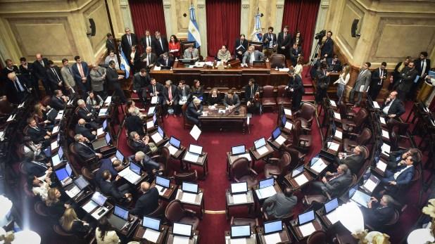 El miércoles, en el Senado, no hubo quórum para tratar el allanamiento en la vivienda de Cristina Fernández de Kirchner
