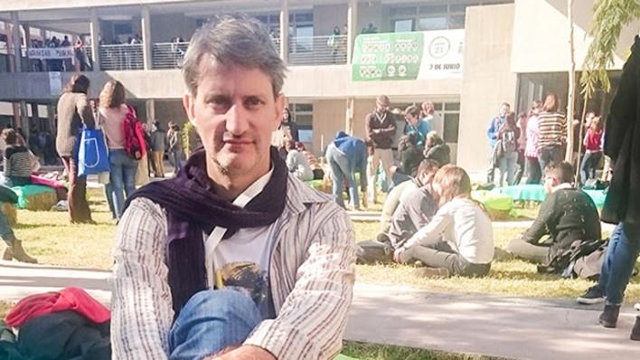 El doctor Ariel Toloza es investigador del Centro de Investigaciones en Plagas e Insecticidas (Cipein)