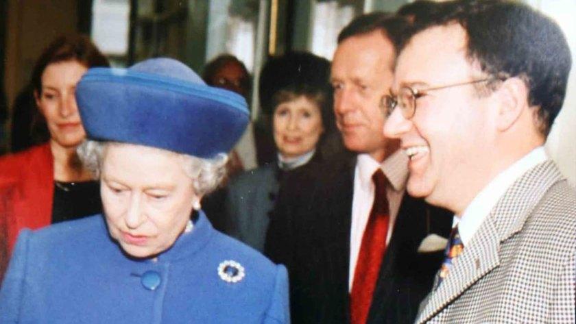 La reina fue informada de lo sucedido, dijo el jueves el Palacio de Buckingham