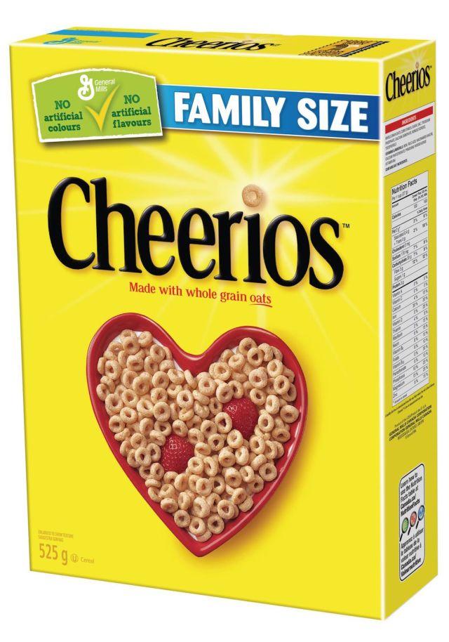 La avena Cheerios también fue señalada por la presencia del polémico herbicida entre sus componentes
