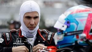 Robert Wickens sufrió un duro accidente en el Indy Car (AP)