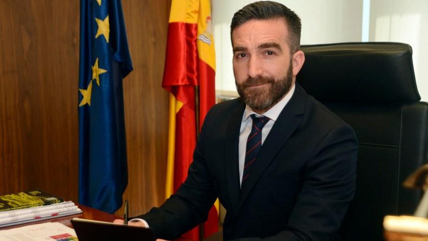 Francisco Polo e secretario de Estado para el Avance Digital de España.