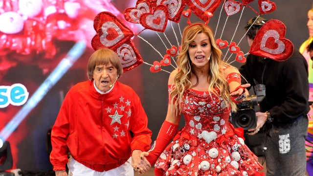 Panam y Carlitos suelen realizar espectáculos infantiles juntos