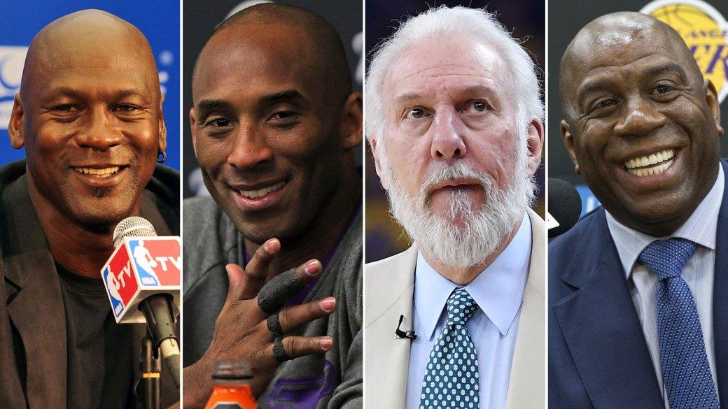 Michael Jordan, Kobe Bryant, Gregg Popovich y Magic Johnson, son algunas de las figuras que hablaron sobre Ginóbili