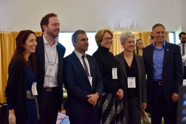 Sergio Bergman, ministro de Ambiente y Desarrollo Sustentable de la Argentina, lideró la Segunda reunión del grupo de trabajo de Sustentabilidad Climática