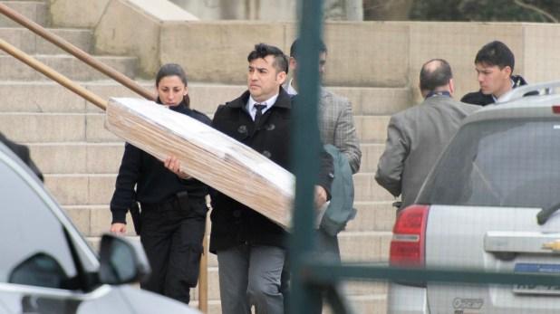 Los elementos secuestrados durante los allanamientos a Cristina Kirchner