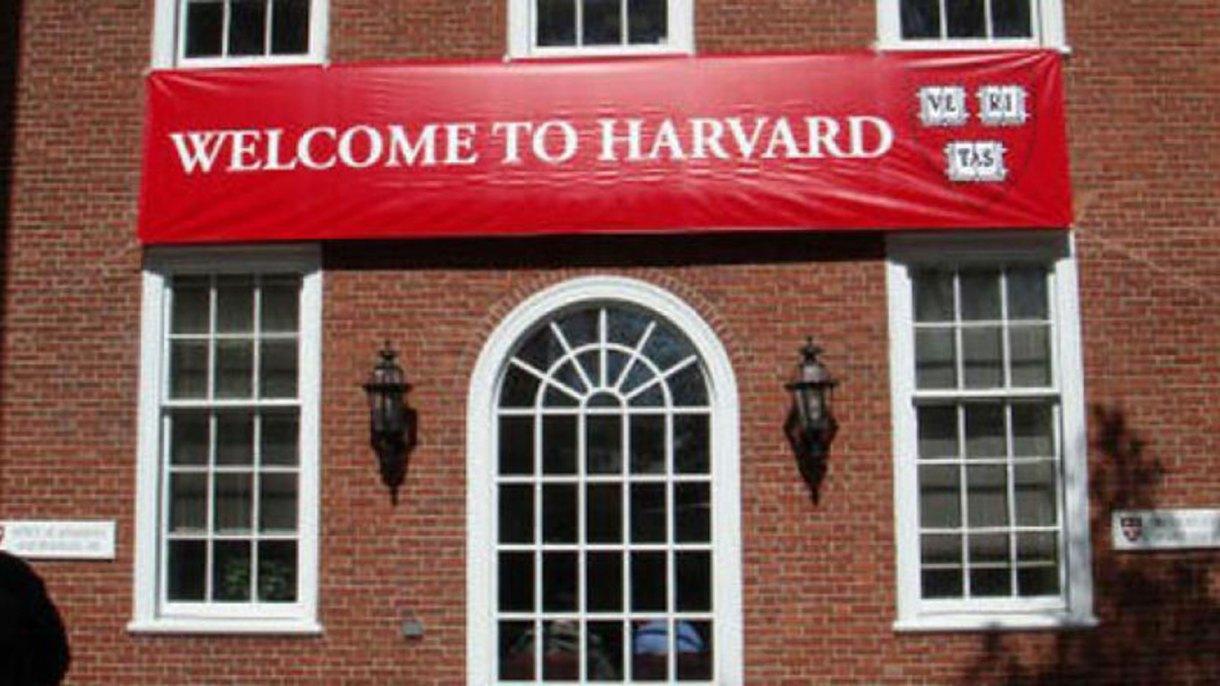 Harvard también cubriría su estancia (Foto: AFP)