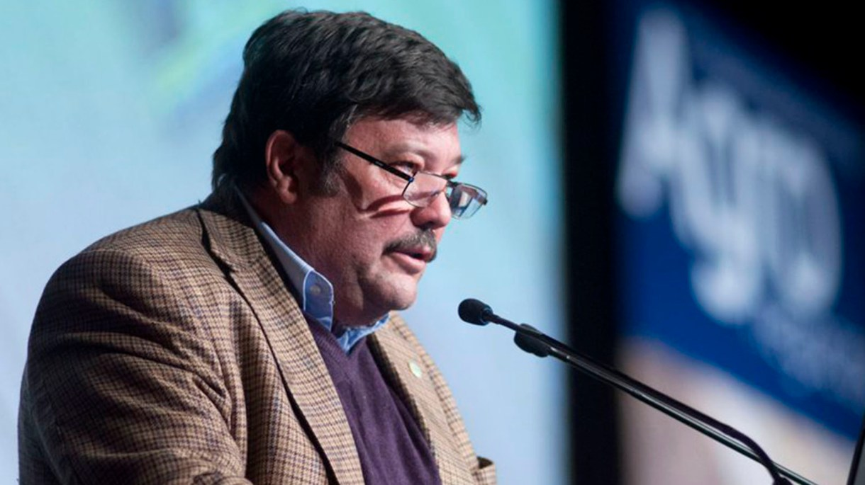 Dardo Chiesa, titular de CRA (@CRAprensa)