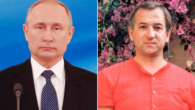 Elgobierno de Vladimir Putin sostiene la inocencia de los sospechosos de envenenar aSergei Skripal