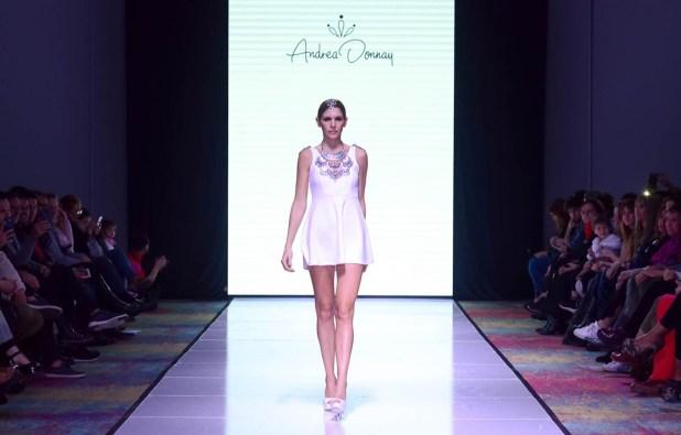Natalia Pereyra para Andrea Donay