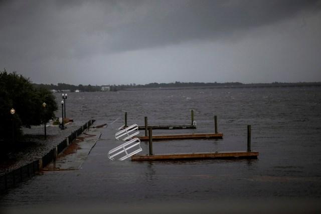 El huracán Florence tocó tierra este viernes cerca de la localidad Wrightsville, en Carolina del Norte, a las 07:15 hora local (11:15 GMT), informó el Centro Nacional de Huracanes (NHC), organismo con sede en Miami.