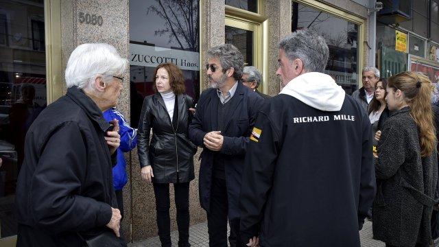 Los restos de la mamá de Ricardo y Alejandra descansarán en el Panteón de Actores (Gustavo Gavotti / Teleshow)