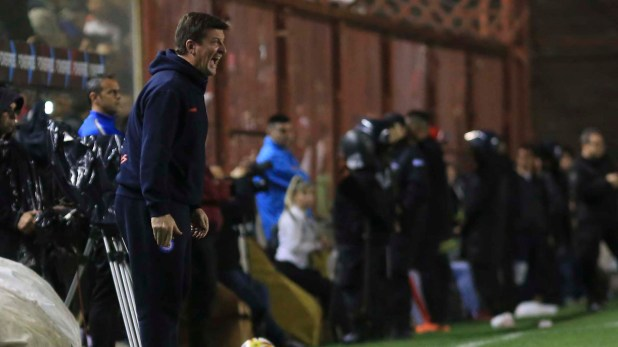 Alfredo Berti renunció tras caer ante Boca (NA)