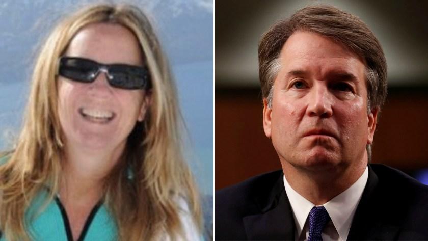 Christine Blasey Ford, una profesora de la Universidad de Palo Alto, asegura haber sido atacada por Brett Kavanaugh en Maryland en la década del 80