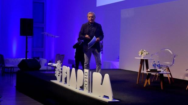 El Festival Iberoamericano de Publicidad (FIAP) se llevó a cabo en el Faena Arts Center con la presencia de figuras como Sir Martin Sorrel (Nicolás Stulberg)
